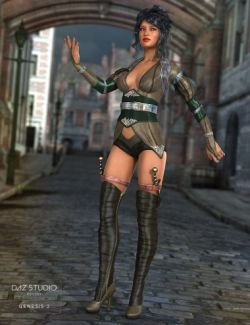 Renegade Hunter for Genesis 2 Female(s)