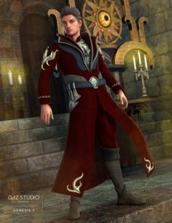 War Mage for Genesis 2 Male(s)