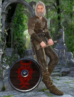 Nordic Warrior for Genesis 3 Male(s)