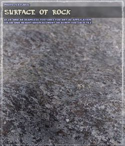 Photo Textures: Surface of Rock