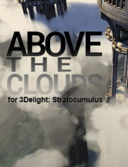 Above the Clouds for 3Delight: Stratocumulus