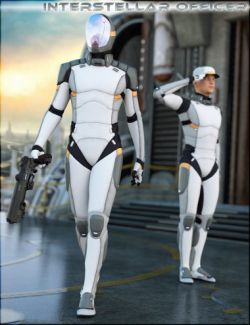 HFS Interstellar Officer for Genesis 3 Male(s)