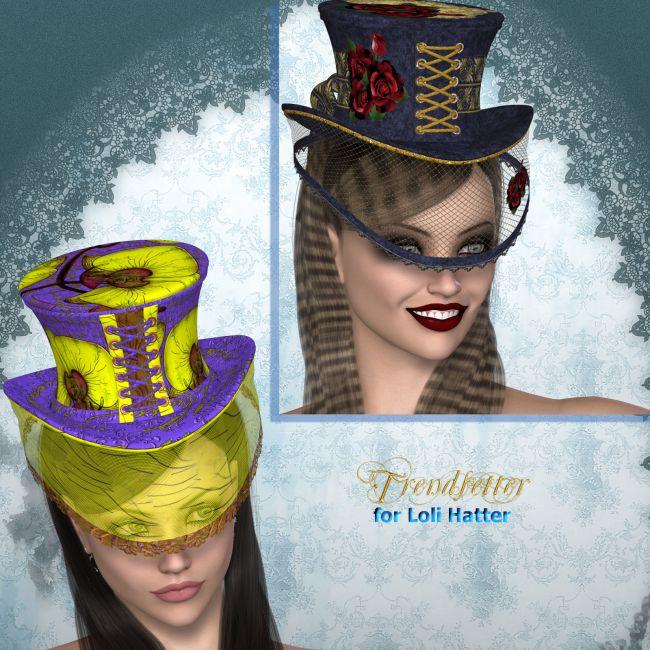 DA-Trendsetter for Loli Hatter