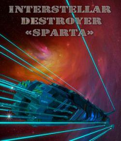 AJ Interstellar Destroyer-Sparta-