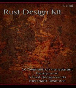 Merchant Resource: Rust Design Kit