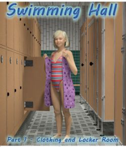 Swimming Hall Part 1 - Clothing and Locker Room
