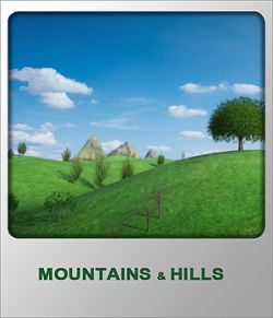 Mountains and Hills 01