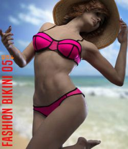 Fashion Bikini05 for G3F