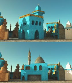Nubian Village Worship Places