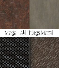 MR - Mega - All Things Metal