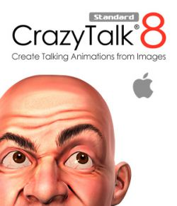 CrazyTalk 8 Standard - Mac