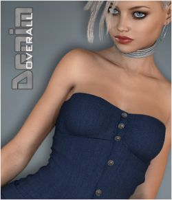 Denim - Overall G3