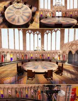 Great Hall of the Round Table