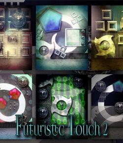 Futuristic Touch 2