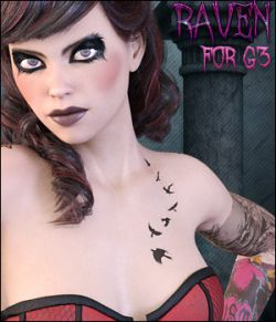 Twizted Girls: Raven for G3