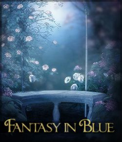 Fantasy in Blue