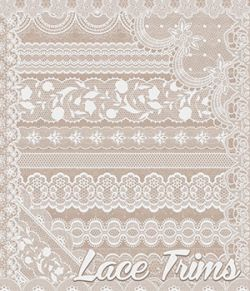 Lace Trims