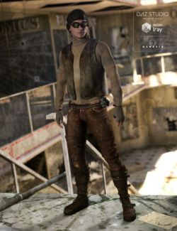 Rough Rider for Genesis 3 Male(s)