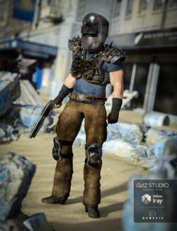Wastelander for Genesis 3 Male(s)