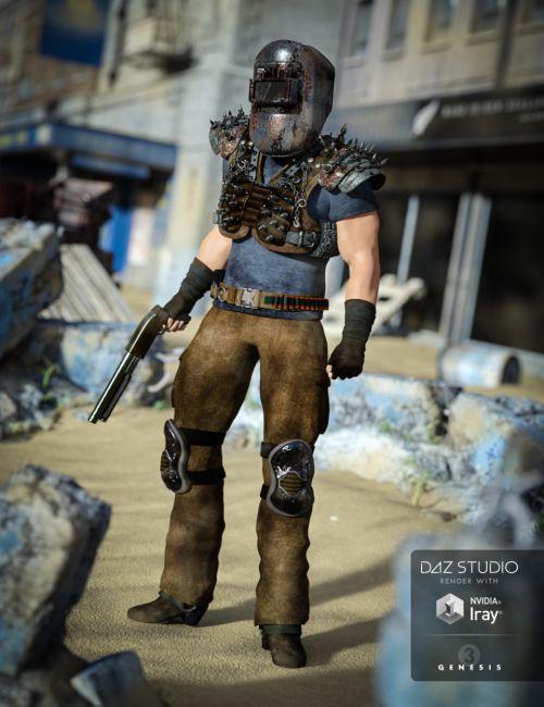 Wastelander for Genesis 3 Male(s)