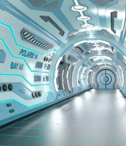 AJ Sci Fi Corridor