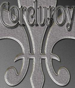 Corduroy 2 Styles
