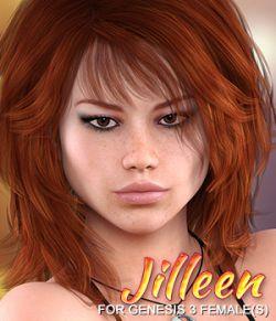 Jilleen for Genesis 3 Females
