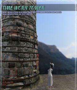 Photo Scenery: Timeworn Tower