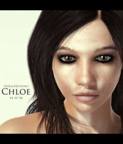 Chloe for V4, V5 & V6