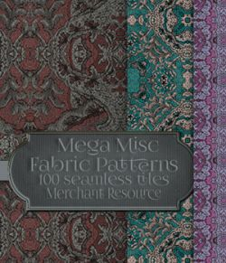 MR- Mega Misc Fabric 6