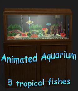 Tavern aquarium