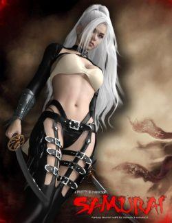 Samurai for Genesis 3 Female(s)