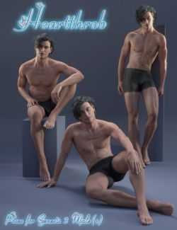 Heartthrob for Genesis 3 Male(s)