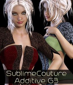 Sublime Couture for LF_AdditiveG3F