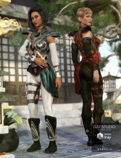 Mercurial Guardian Outfit Textures