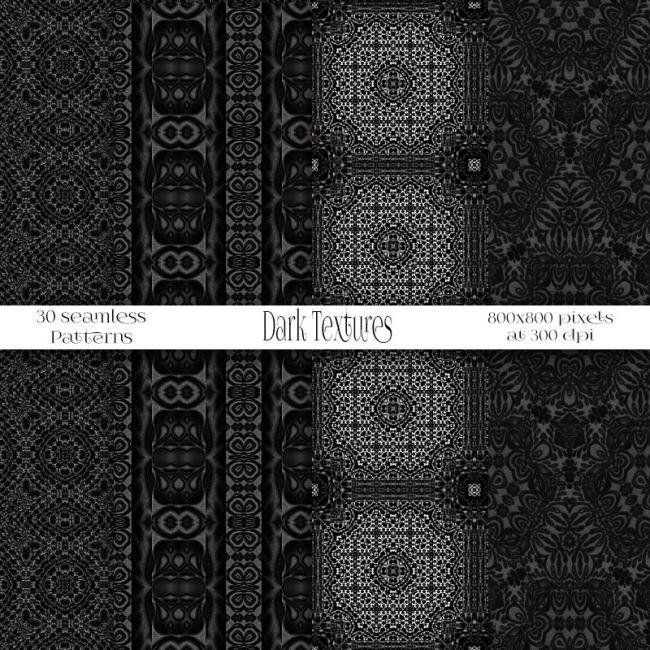 Merchant Resource - Dark Textures