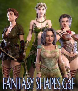 Fantasy Shapes G3F