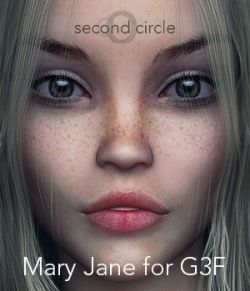Mary Jane for G3F