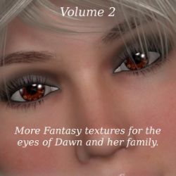 ML Fantasy Eyes Vol 2 for Dawn, Dusk & Baby Luna