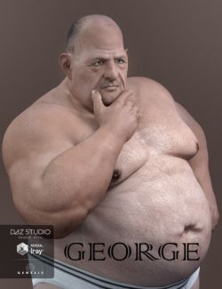 George HD for Genesis 3 Male(s)
