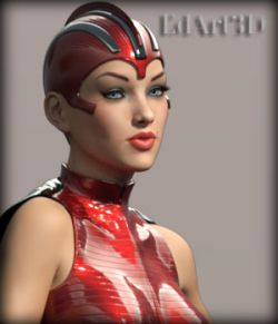 Space Heroine for Genesis 3 Female(s)
