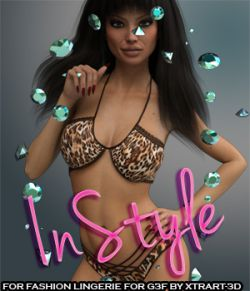 InStyle:#BeFancy- Fashion Lingerie for G3F