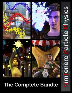 SimTenero Particle Physics- The Complete Bundle