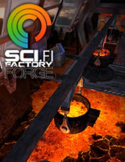 Sci-Fi Factory- Forge