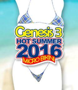 Hot Summer 2016- Micro Bikini G3F