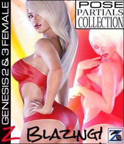 Z Blazing!- Pose Separates Collection- G2F-V6/G3F-V7