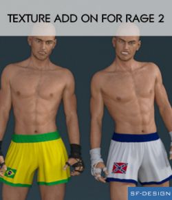 Texture Add On for Halcyone  Rage 2 for M7