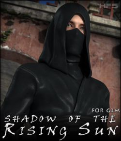 HFS Shadow of the Rising Sun for Genesis 2 Male