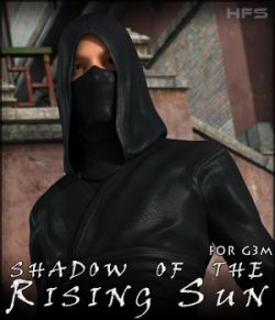 HFS Shadow of the Rising Sun for Genesis 3 Male