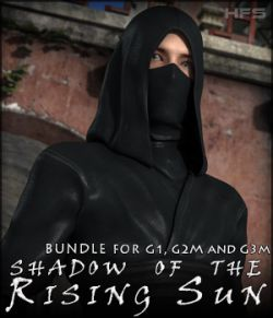 HFS Shadow of the Rising Sun Bundle